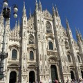 Über's Wochenende schnell mal nach Milano…