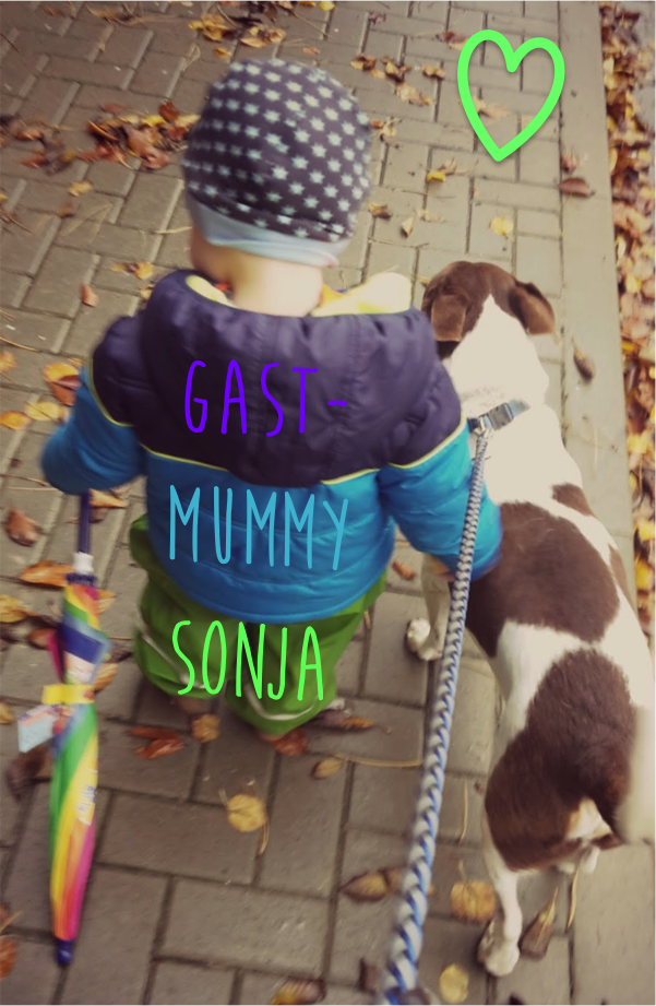 The Day That mit Gast Mummy Sonja und Baby Jonas