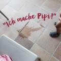 """""""Mama, ich mache Pipiiiiii"""" <br> Eine kleine Anekdote…"""