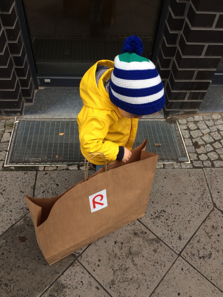 Reima Regensachen Shoppen