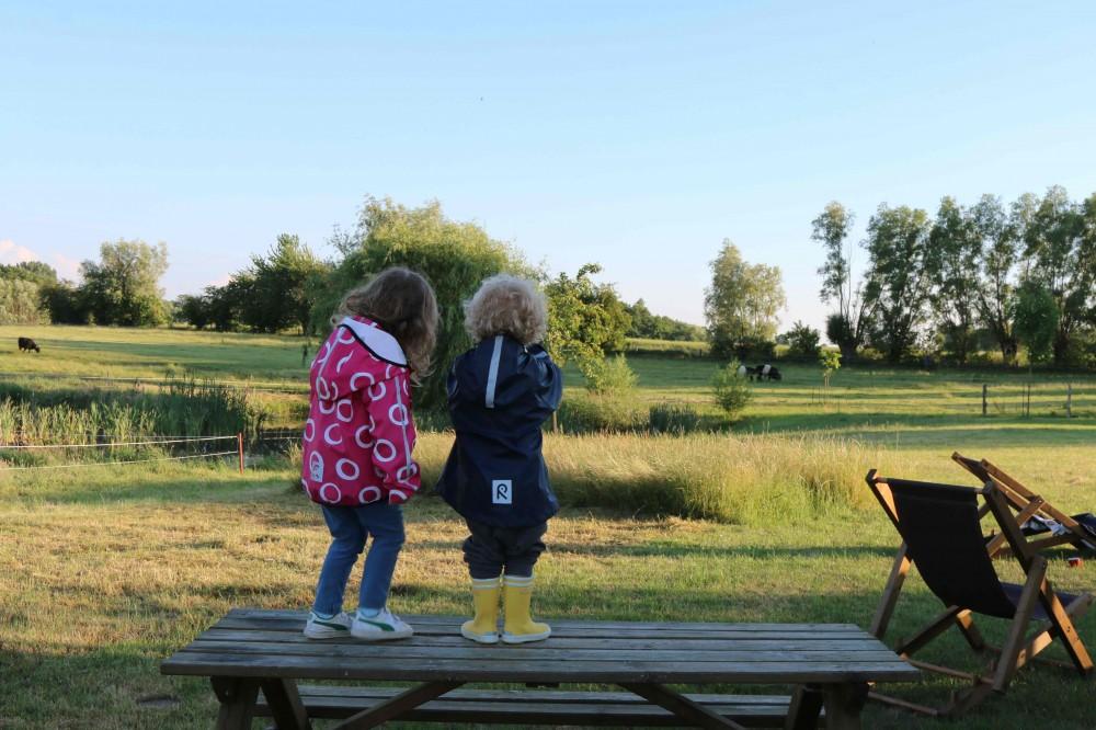 #travelwithkids <br> So war unser Wochenende im Wiesenbett