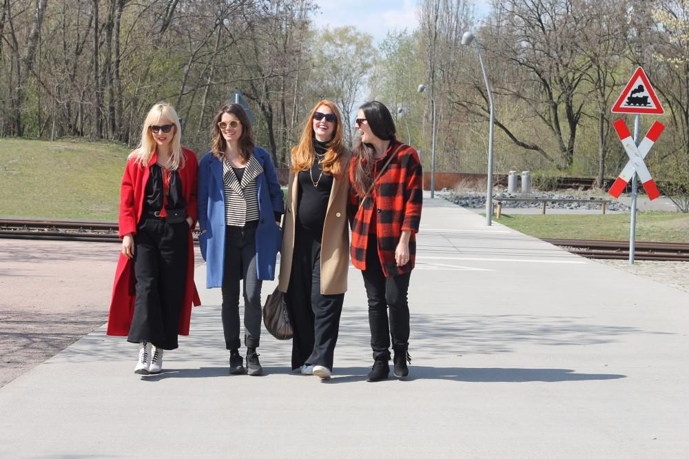 Saskia Hilgenberg, Karolin Langfeldt & Luise Müller-Hofstede, Camilla Rando
