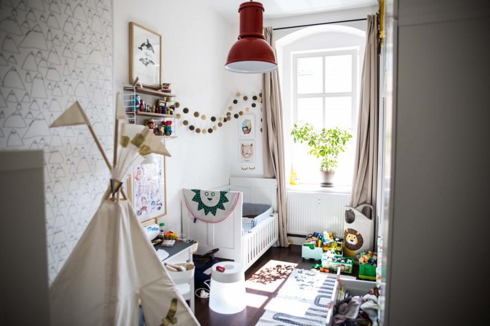 Mäuschen spielen <br> und die schönsten Kinderzimmer