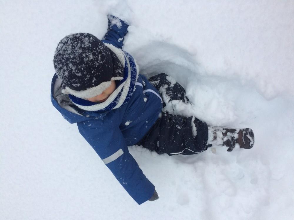 Reima Schneeanzug
