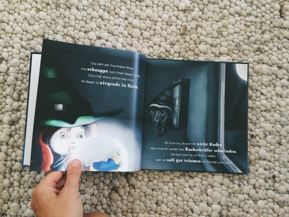 Hexe Wawu personalisiertes Kinderbuch