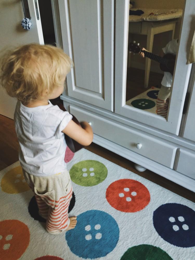 Kinderspielsachen Ukulele im Test