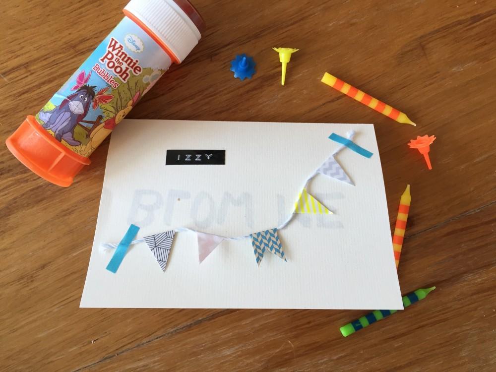 3 Times A Birthday<br> Geburtstagsgeschenke für Dreijährige