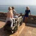 #travelwithkids <br> Málaga, Du kleine Perle