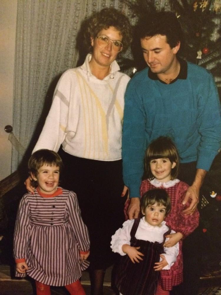 Weihnachten mit Familie