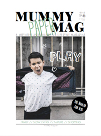 Mummy Mag Paper