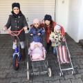 Aus dem Alltag in einer Großfamilie