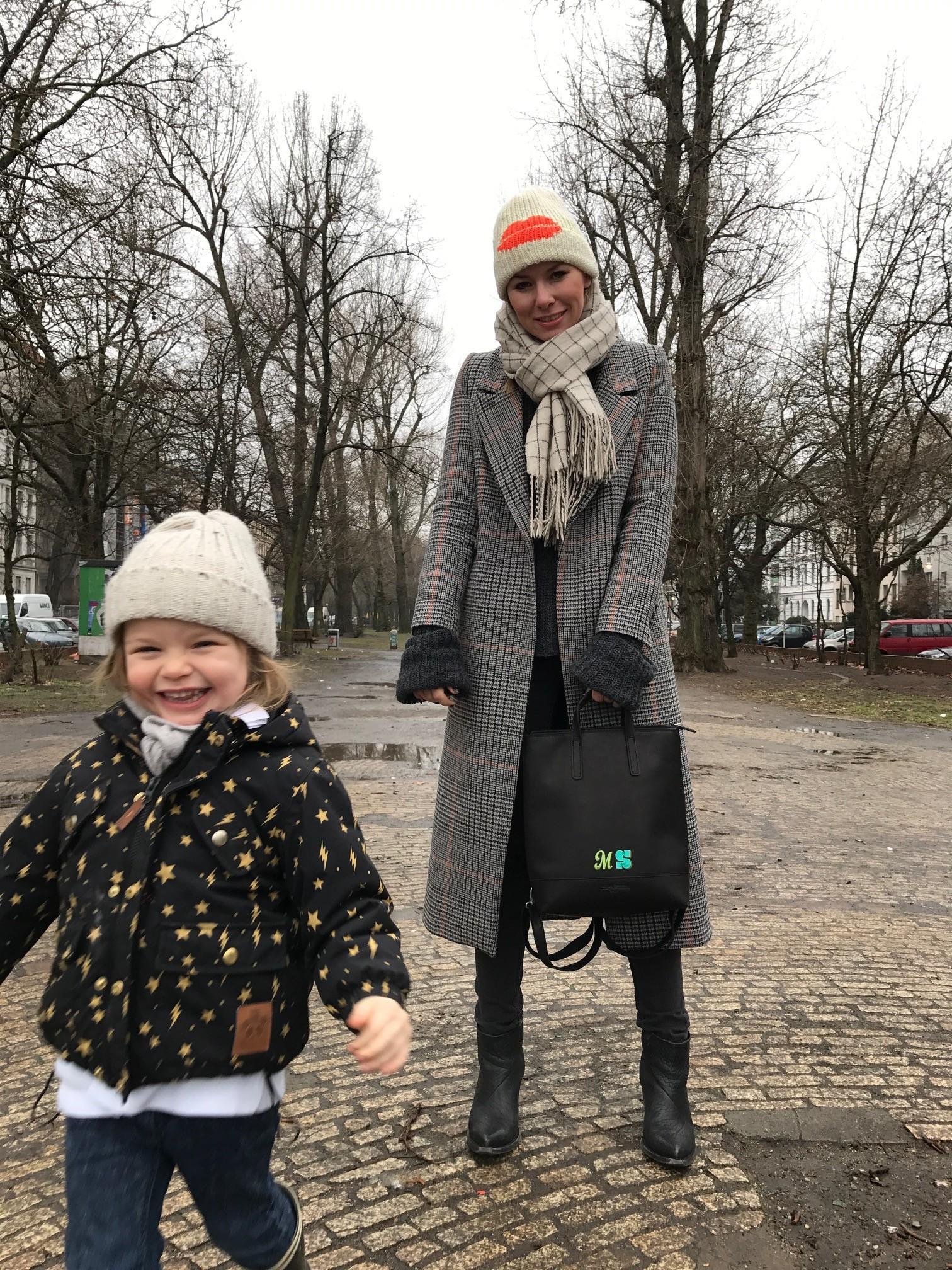 Working Mum Essentials <br> Die Handtasche