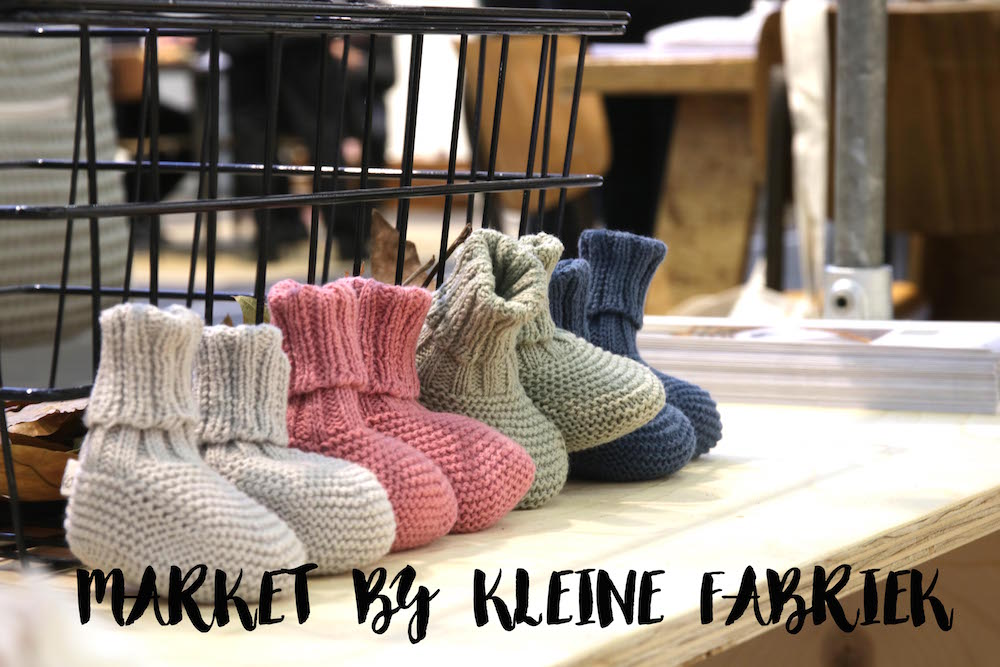 Eine rosa-grüne Inspiration: MARKET by Kleine Fabriek
