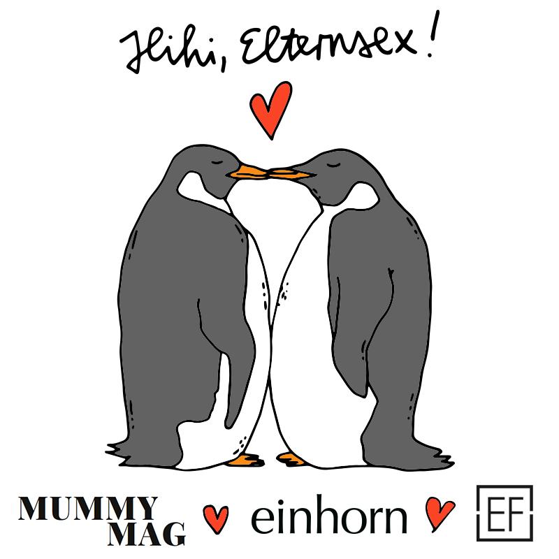 elternsex pinguine