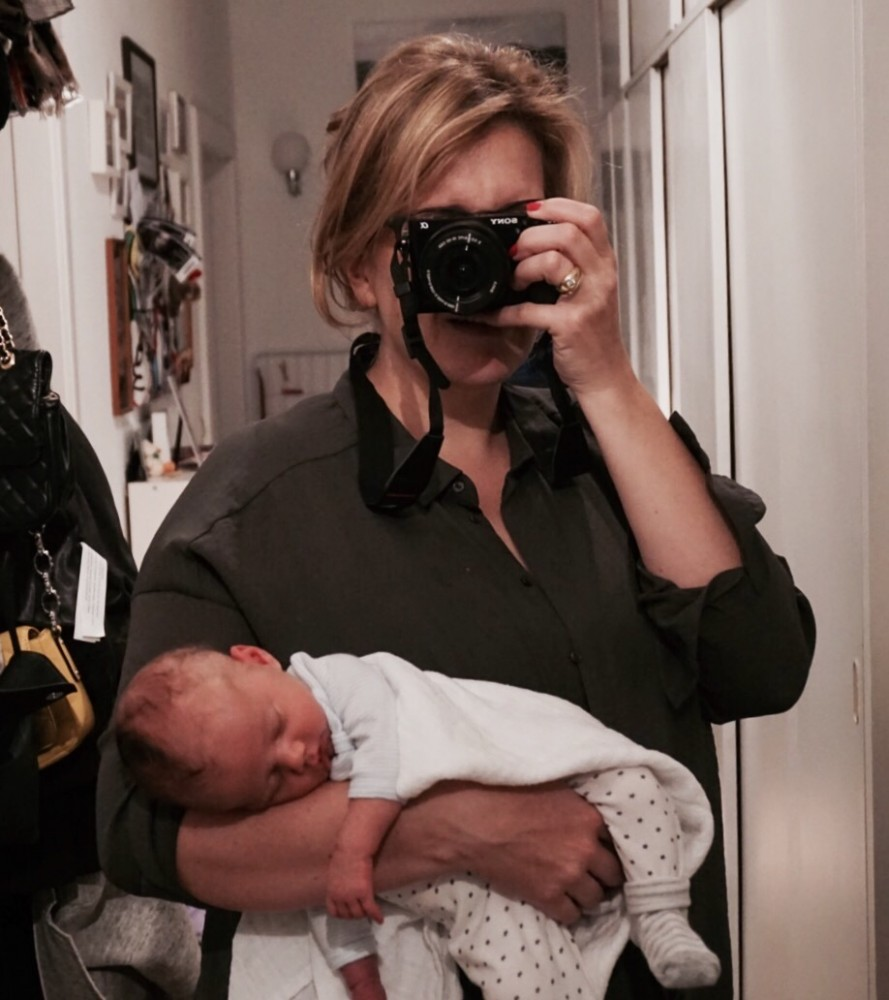 Geburtsgeschichte Juliane mit Emmi