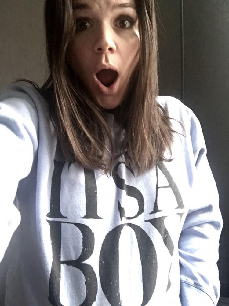 Camillas Schwangerschaftskolumne <br> Der siebte Monat <br> Oh Boy!
