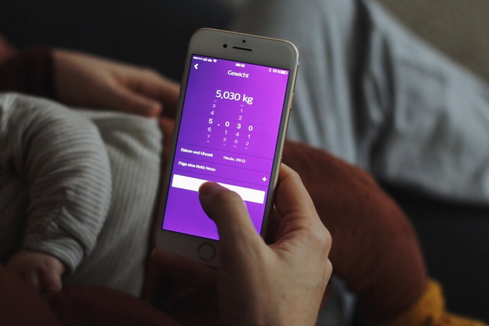 Philips Avent UGrow App test