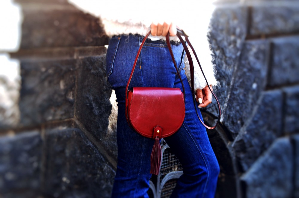 Shwetha Ringel Anne_crossbody bag_bourdeaux