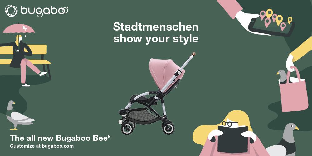 Bugaboo Bee5 neue Modelle