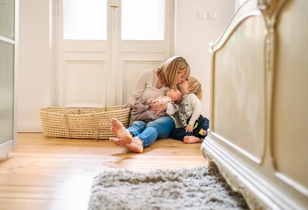 3fach-Mama & 3fach-Unternehmensgründerin <br> Sarah Seeliger
