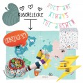 MUMMY'S WISHLIST <br> Farbenfrohe Kuschelecke