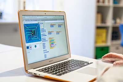 Denk digital – Programmieren für Kinder