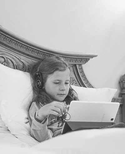 Kindheit mit digitalen Medien