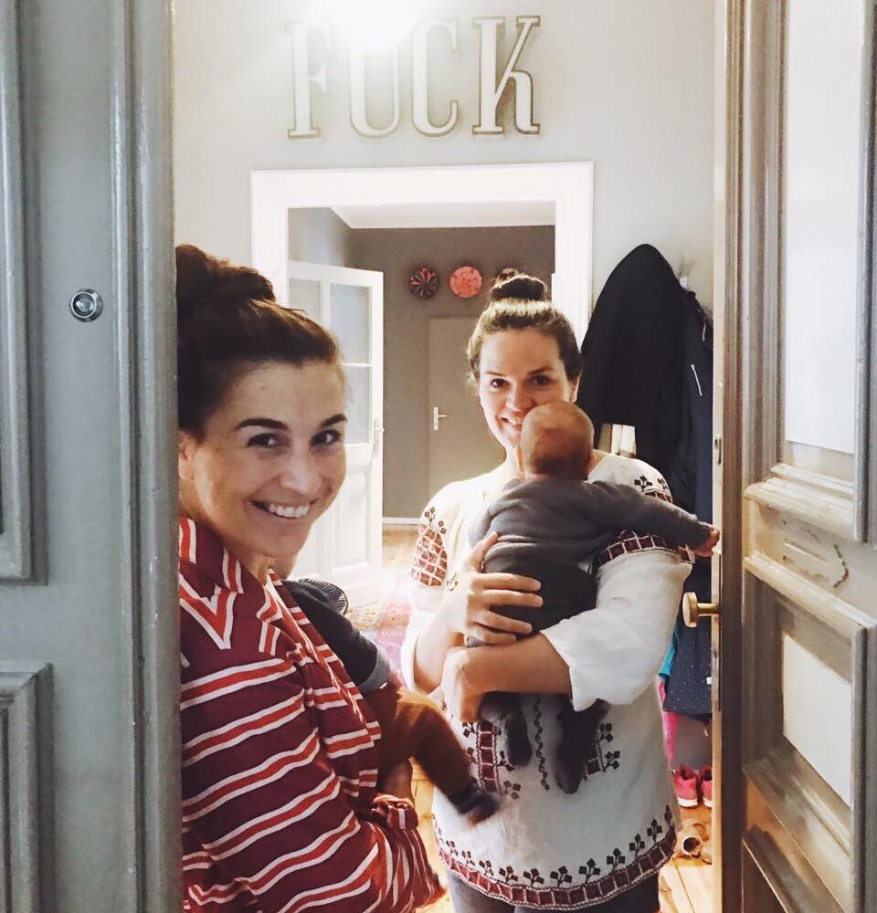 Camilla Rando Janine Dudenhoeffer Babies