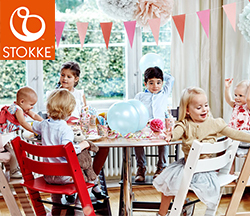 STOKKE Summer House by MUMMY MAG