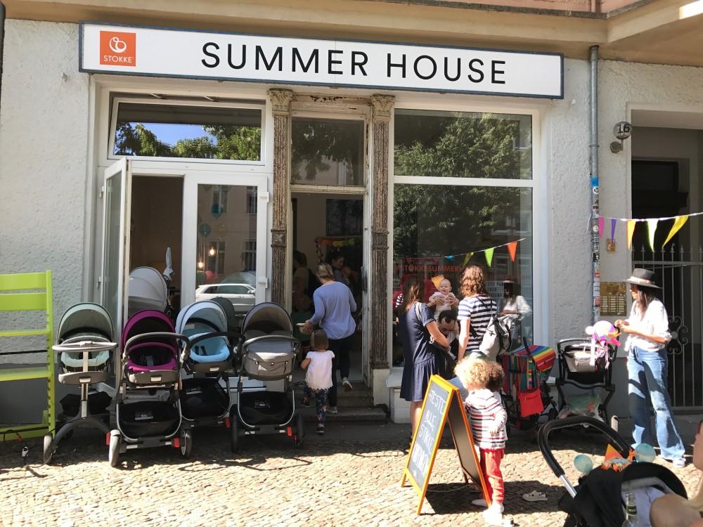 Stokke Summer House Berlin Torstraße 161