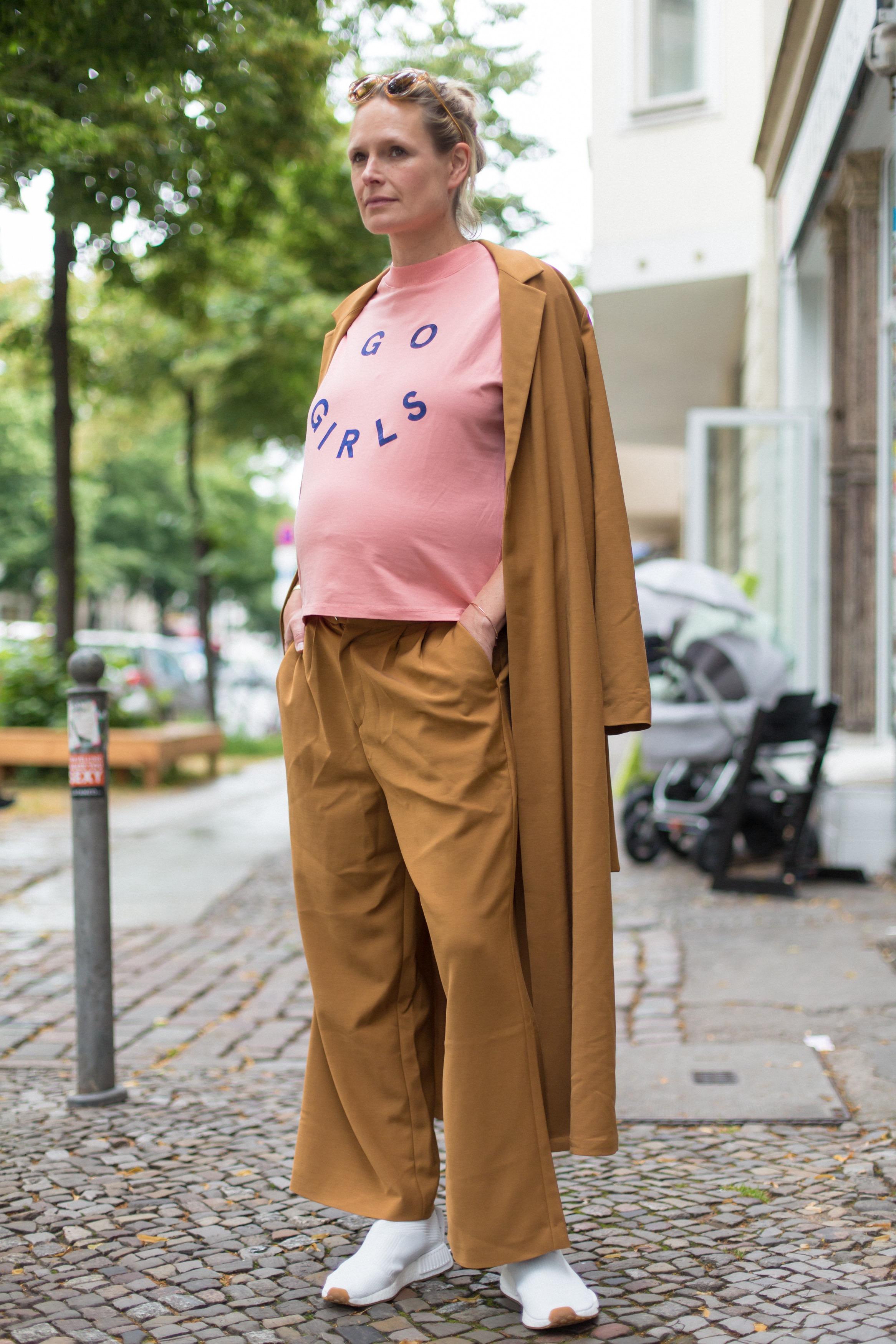 Recap #stylethebump <br> Plus 3 Tipps für Mode in und nach der Schwangerschaft