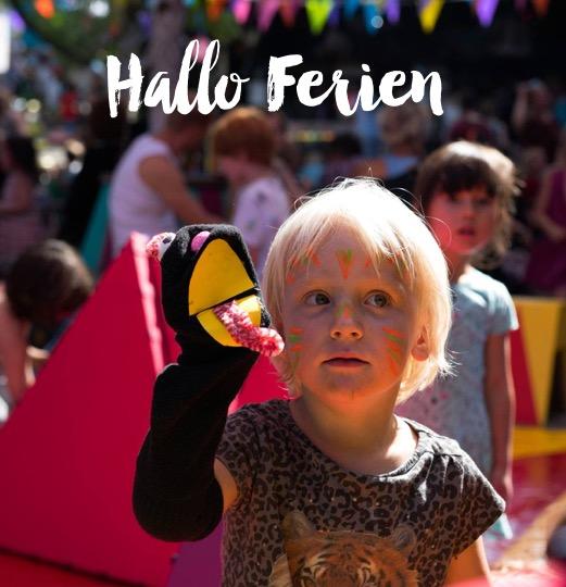Hallo Ferien Zwergstadt KIDZPARTY 2017
