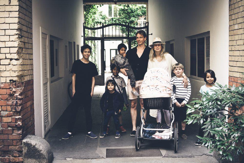Verena Schulemann Großfamilie