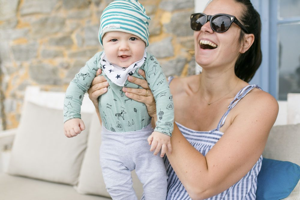 Das Familienleben zu viert <br> und ich bin eine ganz andere Mama!