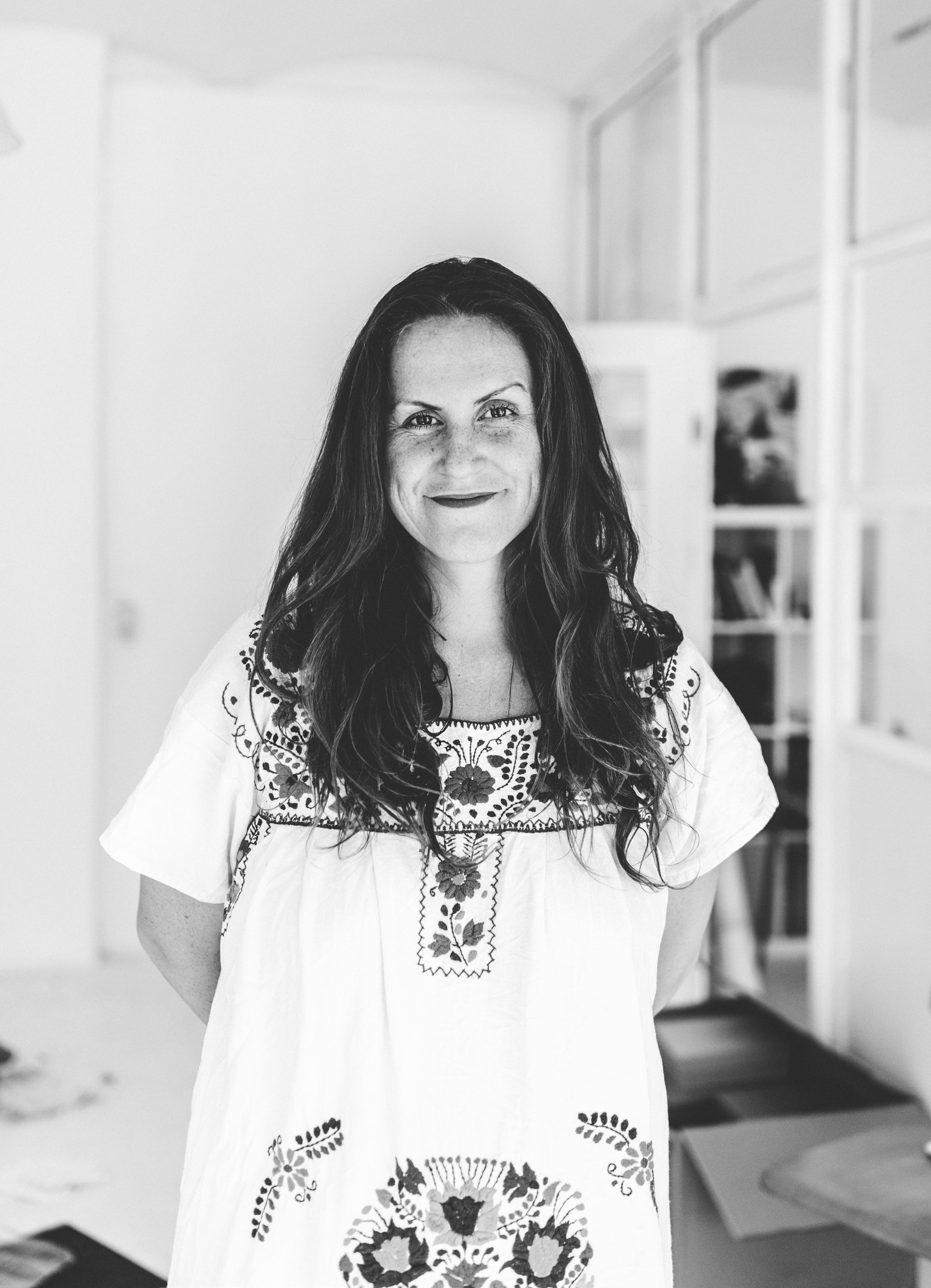 Allein an weiter Front <br> Katja Hentschel