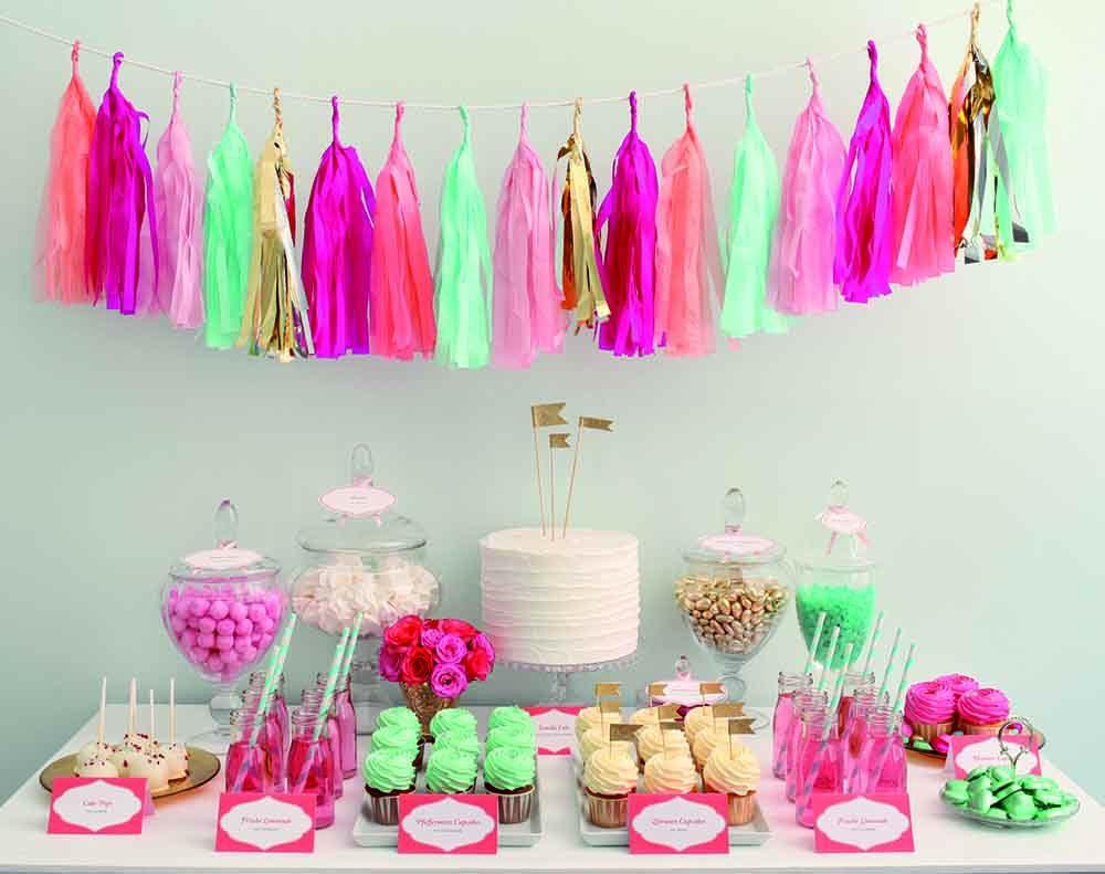 Die Candy-Bar <br> auf meiner Hochzeit