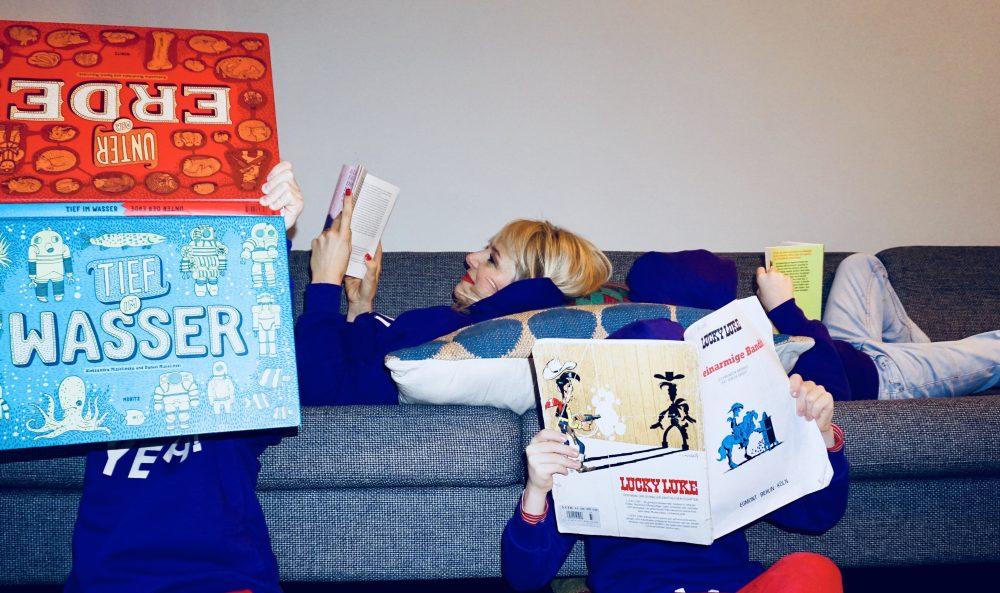 Bücher zum selber lesen <br> Mama & Kind