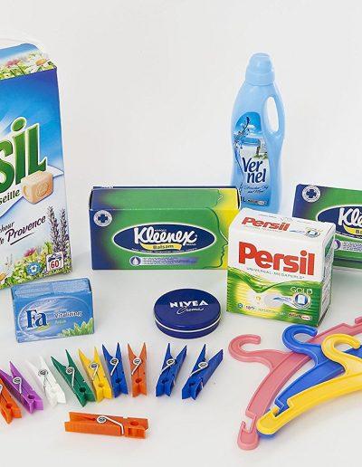 Waschmittel-Set von Polly, ca. 11 Euro