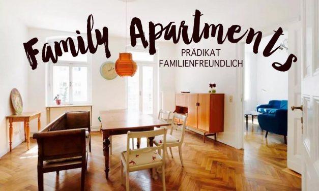 Tapetenwechsel! <br> Familien Airbnbs in Berlin <br> und an der Ostsee