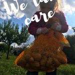 Was für eine Welt  wollen wir unseren Kindern hinterlassen? <br/> Das tun wir!