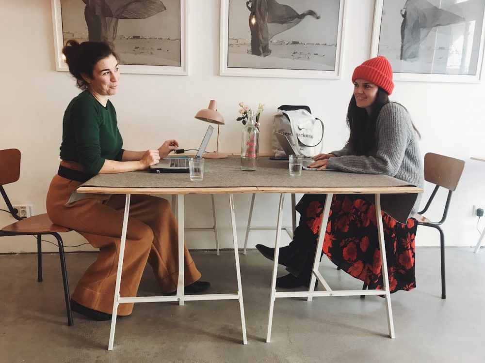 Arbeiten mit Kind <br> Coworking Kita vs. flexible Space