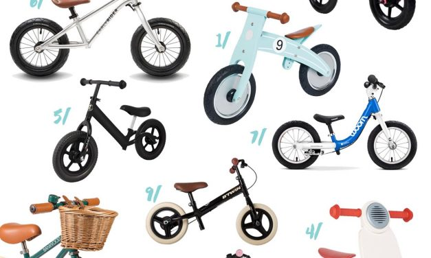Die coolsten Laufräder für die Kleinen!