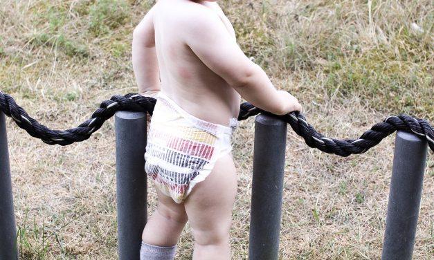 Tue Gutes mit<br/> Fotos von kleinen Windel-Weltmeistern