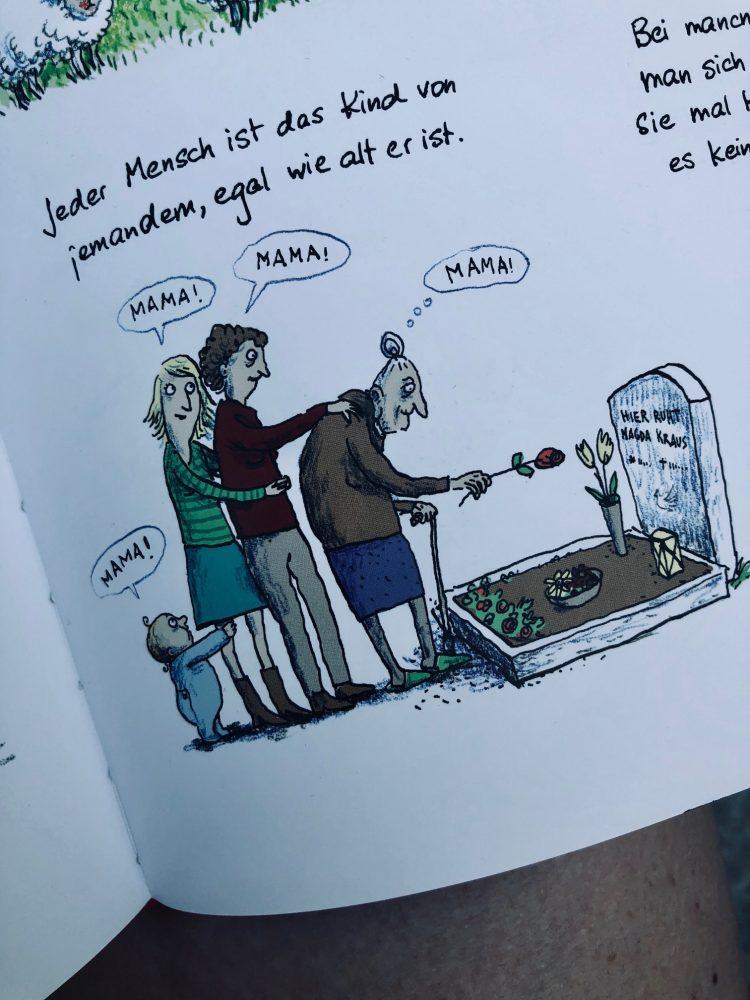 Kinderbücher zum Thema Tod & Sterben
