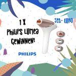 MUMMY WEEK: <br> Gewinnt einen Philips Lumea Prestige <br> im Wert von 599 Euro!