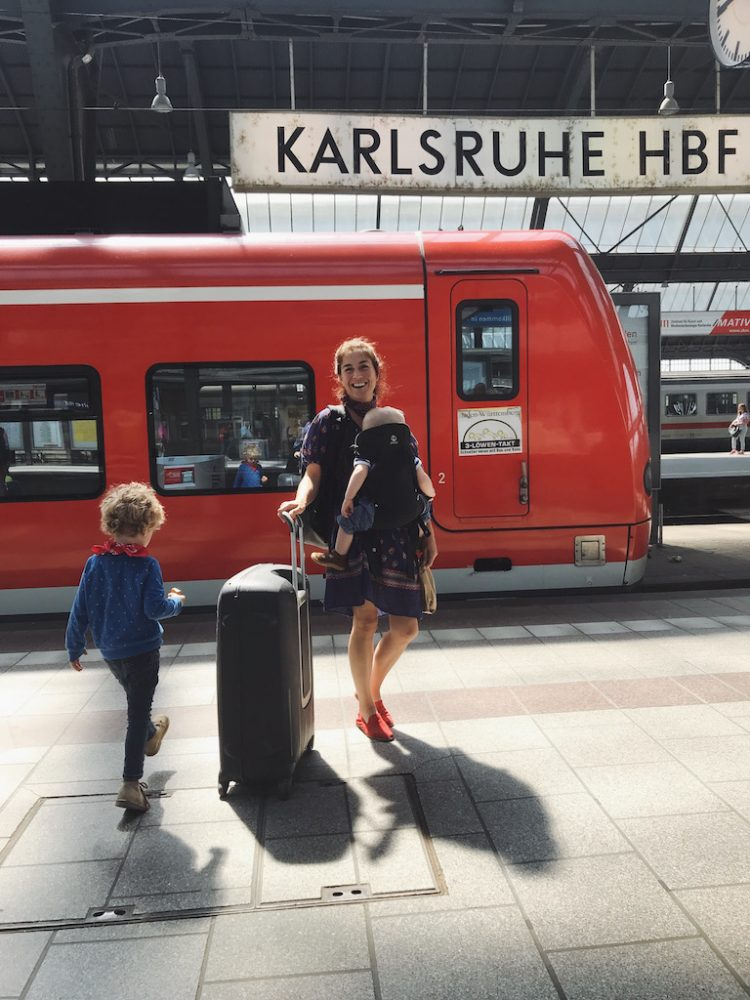 #travelalonewithkids <br> So wird alleine Reisen mit Kindern weniger stressig