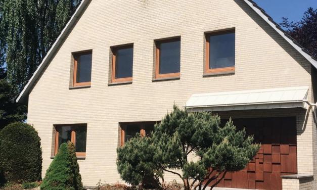 Hausbau mit Kindern <br> die Renovierung einer 60er Jahre Villa