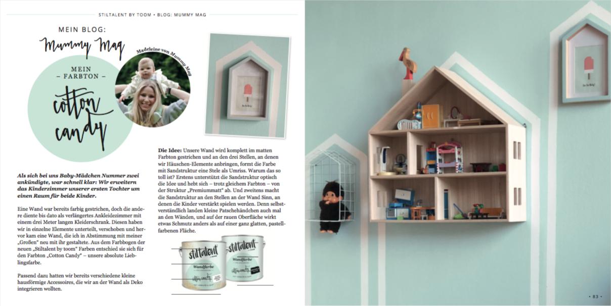 """""""TALENTschmiede - Kreative Homestories"""" DIY von Madeleine"""