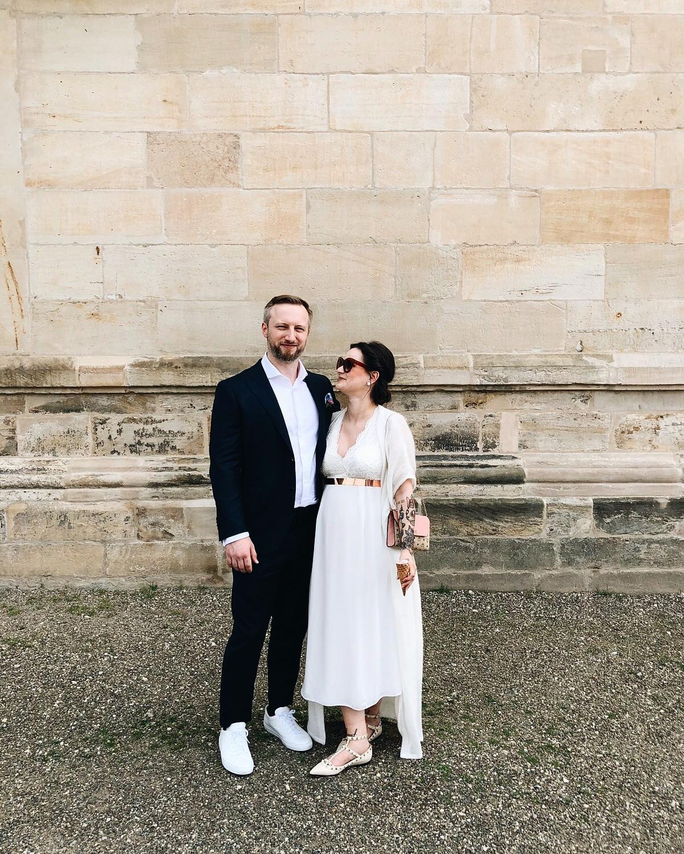 Jana Hofman Vonkopfbisfuss Standesamtliche Hochzeit Schwanger