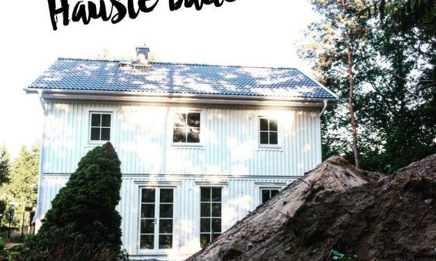 Hausbau mit Kindern <br> Patchwork im Schwedenhaus